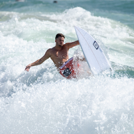 surf by Yuval Shlomo - Sports & Fitness Surfing ( surf, waves, ocean, surfing, sea, wave )