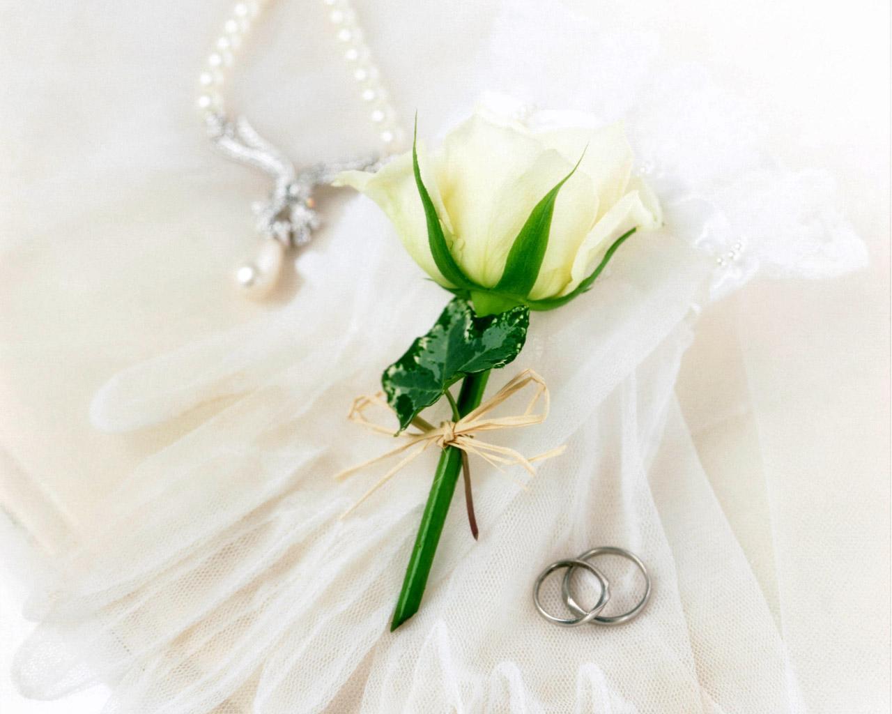 Wedding Flower Wallpaper at