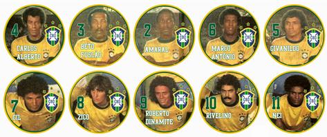 BRASIL 1976