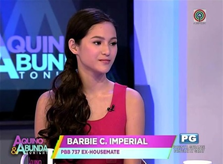 Barbie Imperial on AAT