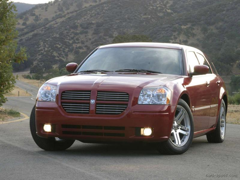 2007 dodge magnum wagon specifications pictures prices. Black Bedroom Furniture Sets. Home Design Ideas