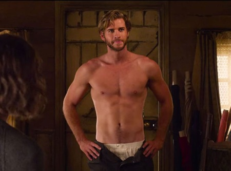Liam Hemsworth - The Dressmaker