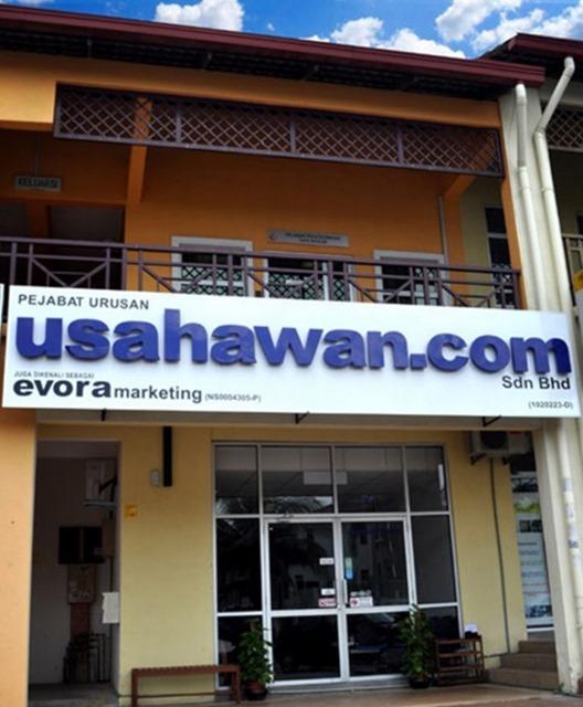Mencipta Peluang Perniagaan Bersama usahawan.com