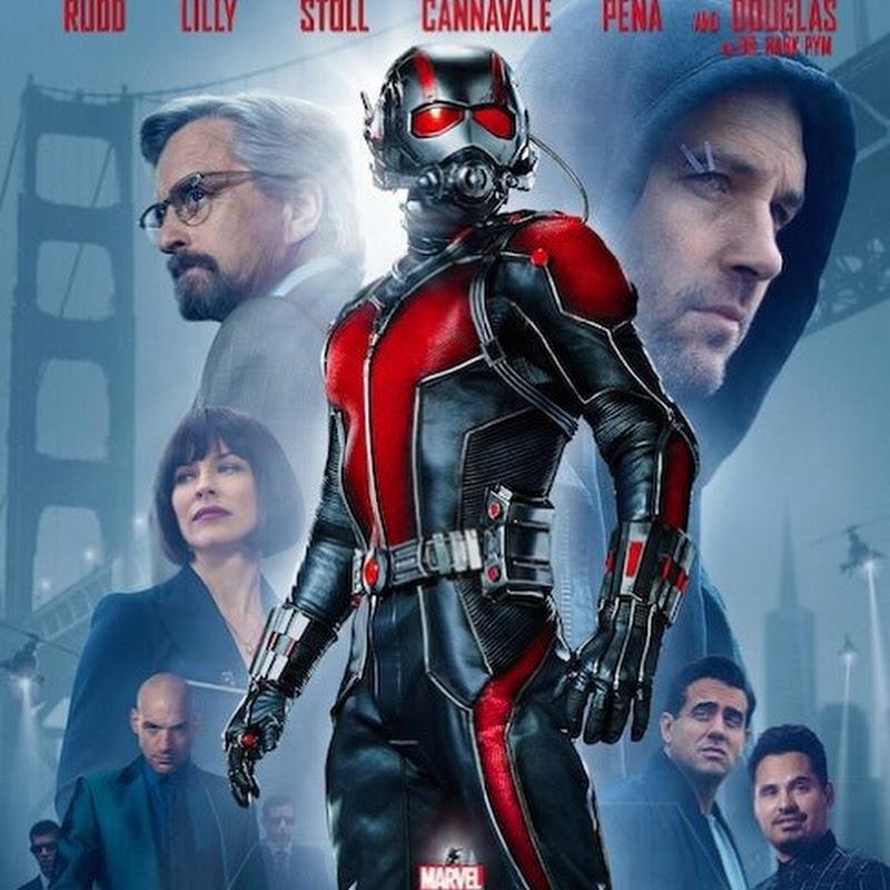 """Filme """"Ant-Man"""" (Homem Formiga) da MARVEL Já no Cine Place [Horários]"""