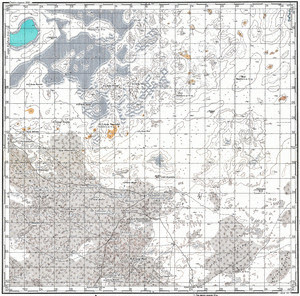 Map 100k--l41-007--(1953)