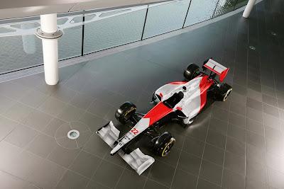 McLaren MP4-29 в классической раскраске Marlboro - фотошоп ajs_uk