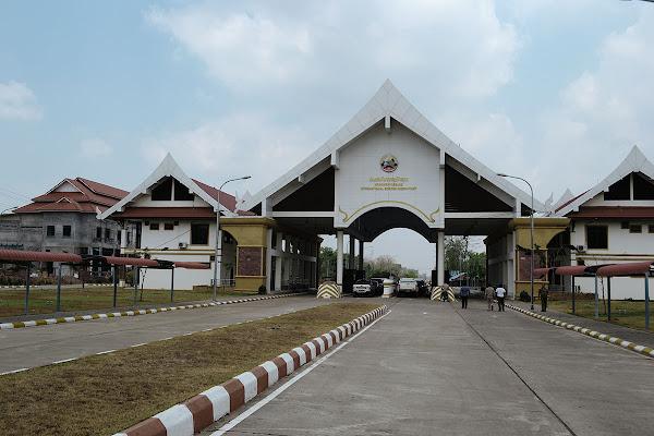 Граница Лаоса, Nong Nok Khiang.