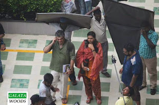 Ajith and Lakshmi Menon Shooting Spot Of Thala 56