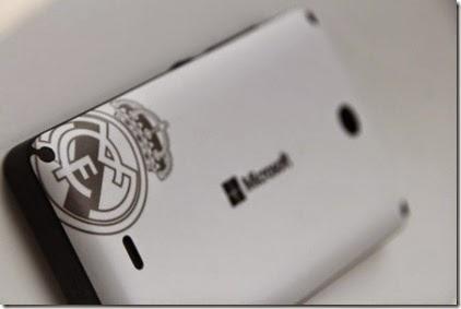 Ponsel Lumia 430 Edisi Real Madrid Dirilis di Indonesia