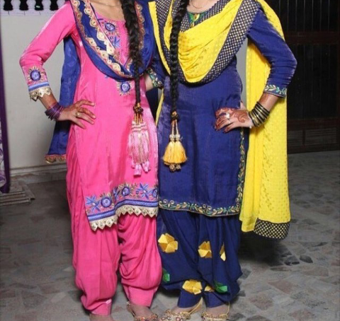 punjabi suit designs