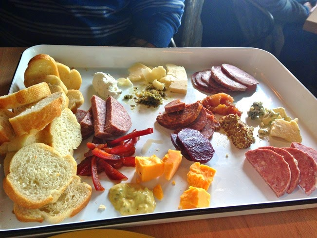 Charcuterie @ Local Pig