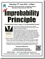 Improbability Principle Poster