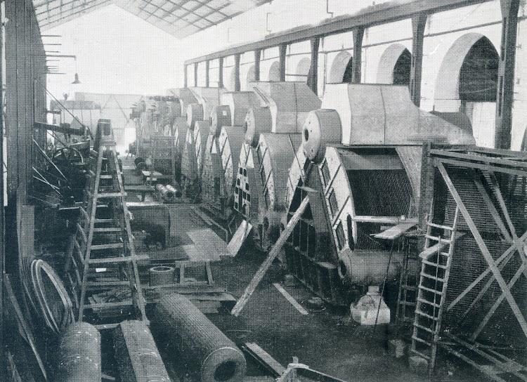 Grupo de calderas para los destroyers de 34 nudos ALCEDO, VELASCO y LAZAGA. Libro OBRAS. SE de CN. Año 1922.jpg