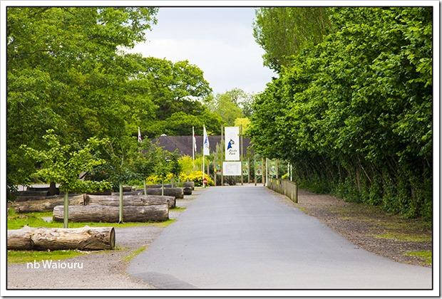 beale park entrance