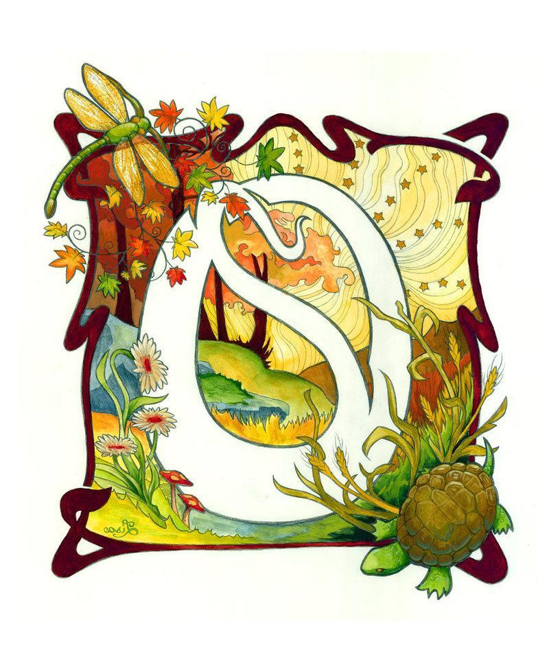 Wedding Monogram by  LNKO on