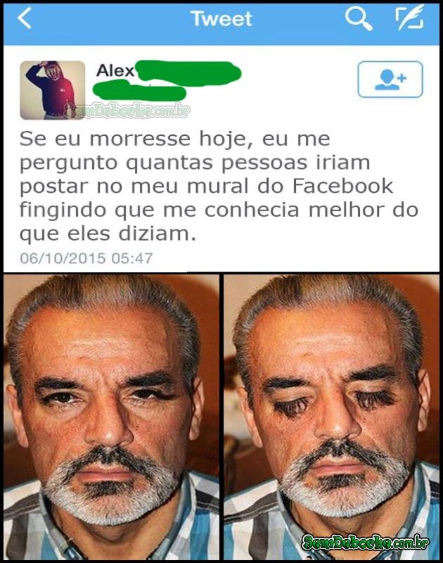 QUERENDO SABER QUEM SÃO SEUS AMIGOS DE VERDADE