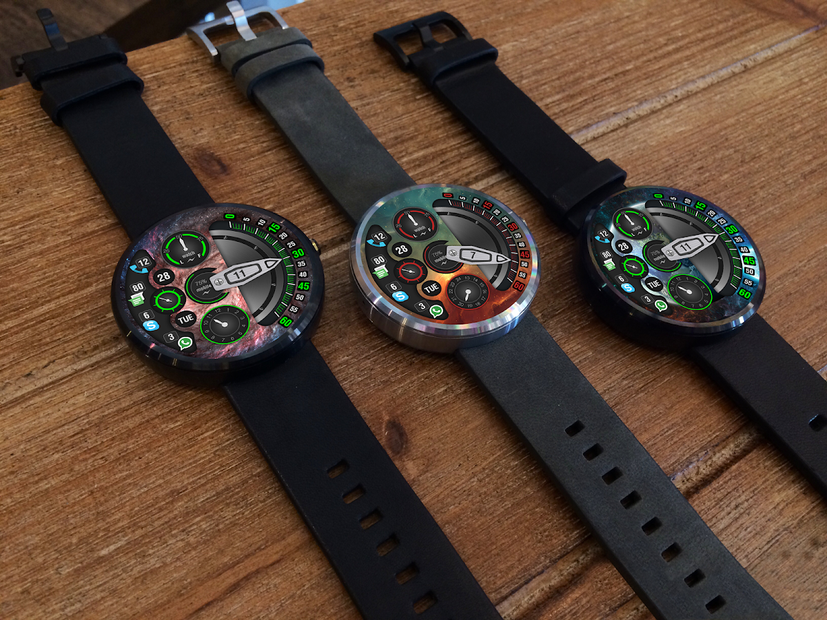 Cosmic Watch Faces Screenshot 2