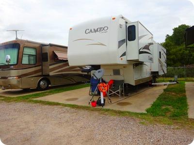 Houston Elks campground