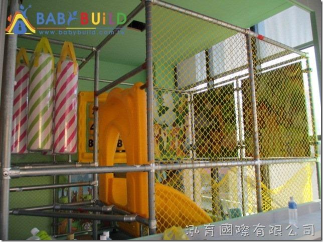 BabyBuild 室內3D泡管兒童遊具施工組裝