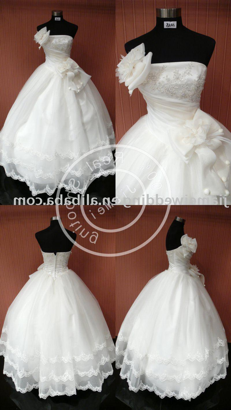 bridal wedding dress lace