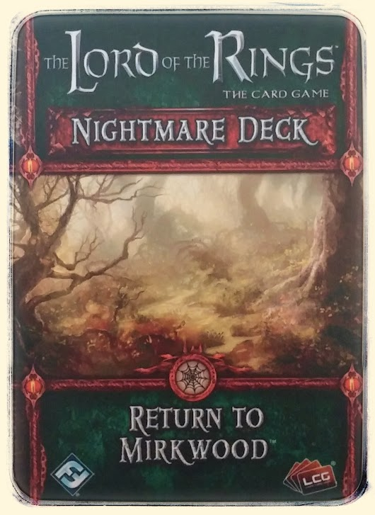 The Lord of the Rings: Return to Mirkwood nightmare deck
