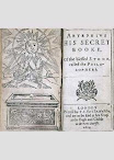 The Secret Book of Artephius