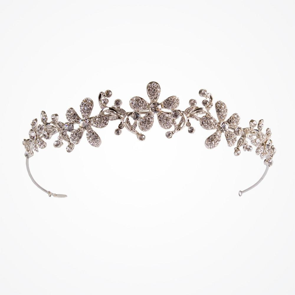 Home; -; Moondust bridal tiara