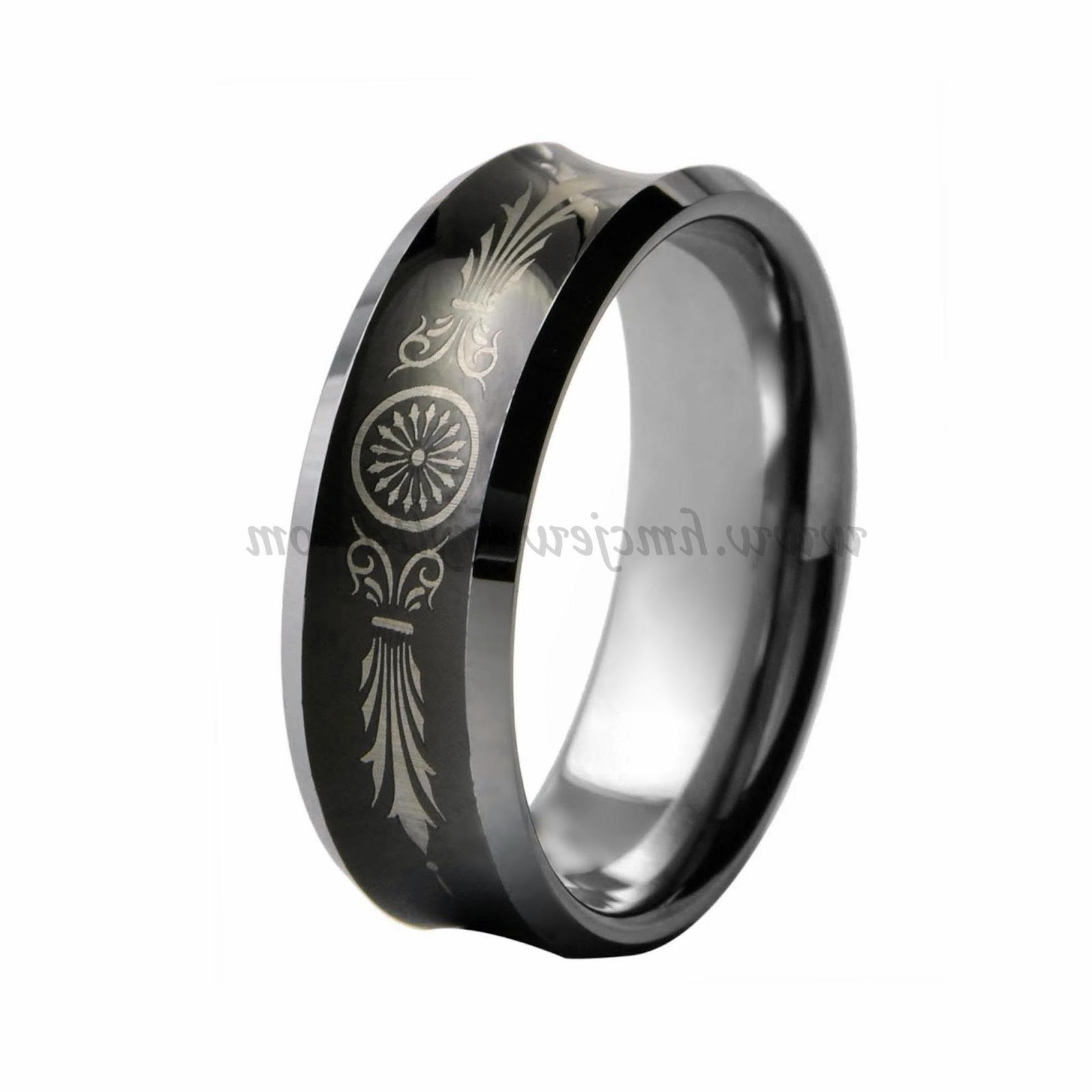 Tungsten Rings, Tungsten
