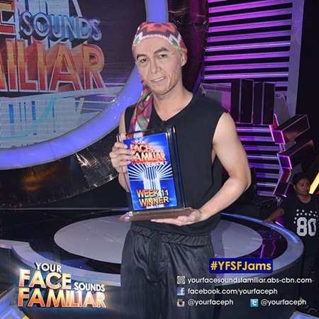 Kean Cipriano as Joey Ayala wins Week 11 of YFSF