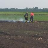 Buitenbrand Wedderweg Oude Pekela - Foto's Maikel Zijl