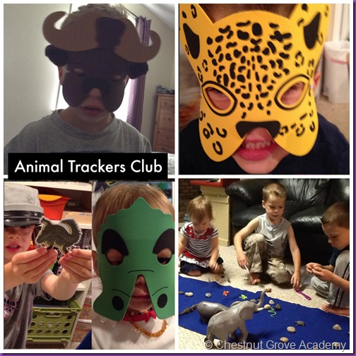 Animal Trackers Club
