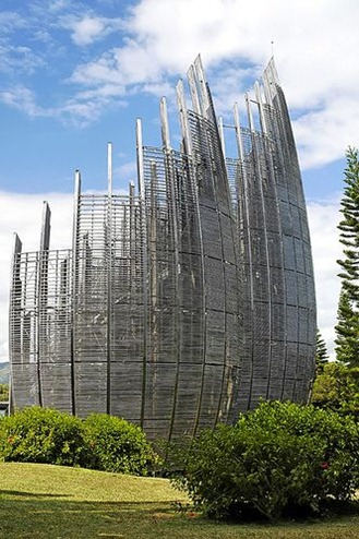 Jean-Marie Tjibaou Cultural Center, New Caledonia
