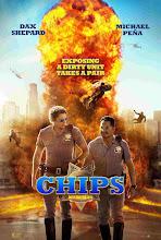 Chips Patrulla Motorizada Recargada (2017)