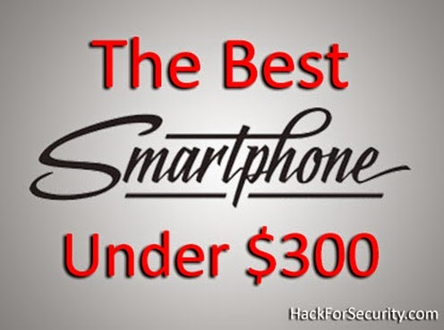 The Best Smartphone under $300 of 2015 (off-contract)
