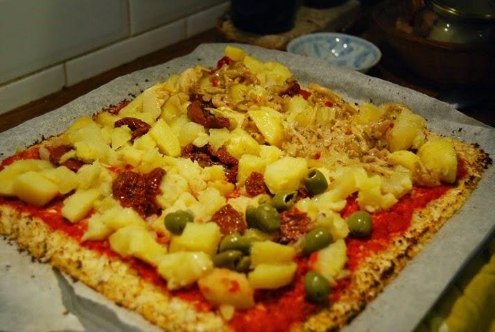 DSC_7659  Pizza di cavolfiore-2