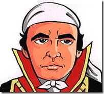 José María Morelos y Pavón - dibujo