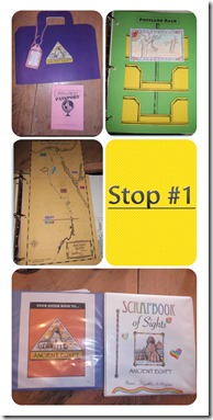 Stop #1 Collage