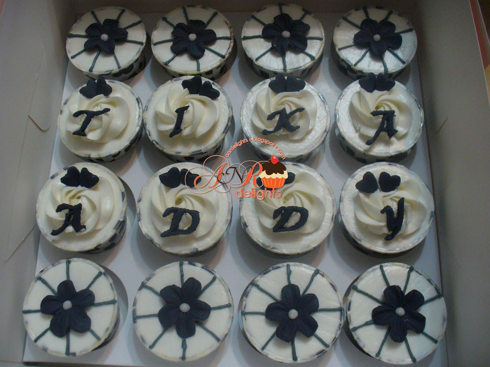 dengan wedding cakes.