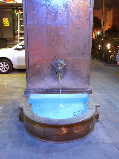 And how about this fountain?