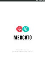 Screenshot of Mercato