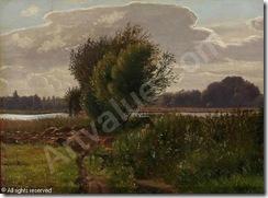 kyhn-vilhelm-peter-carl-1819-1-st-jorgens-so-ved-gamle-farima-3144115