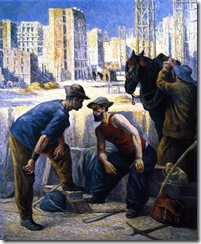 Maximilien-Luce-Navvies