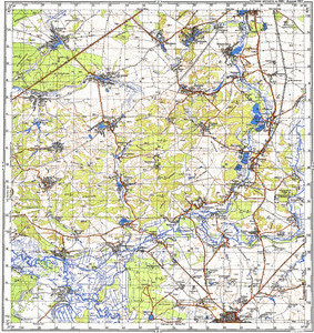 Map 100k--m36-020--(1986)