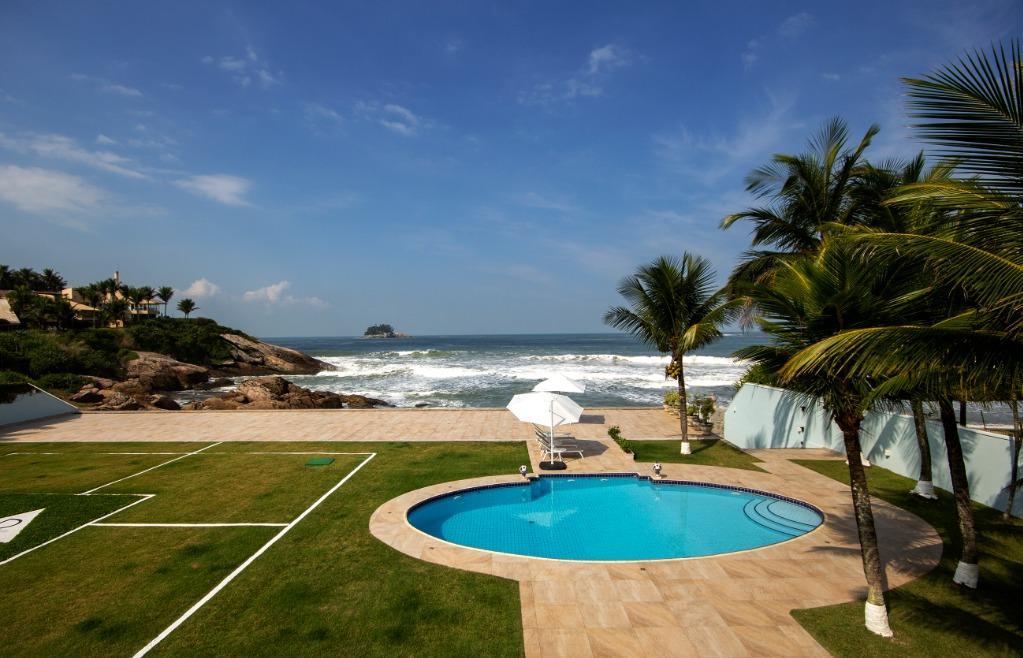 Casa com 3 dormitórios para alugar, 480 m² por R$ 21.115,42/mês - Balneário Praia do Pernambuco - Guarujá/SP