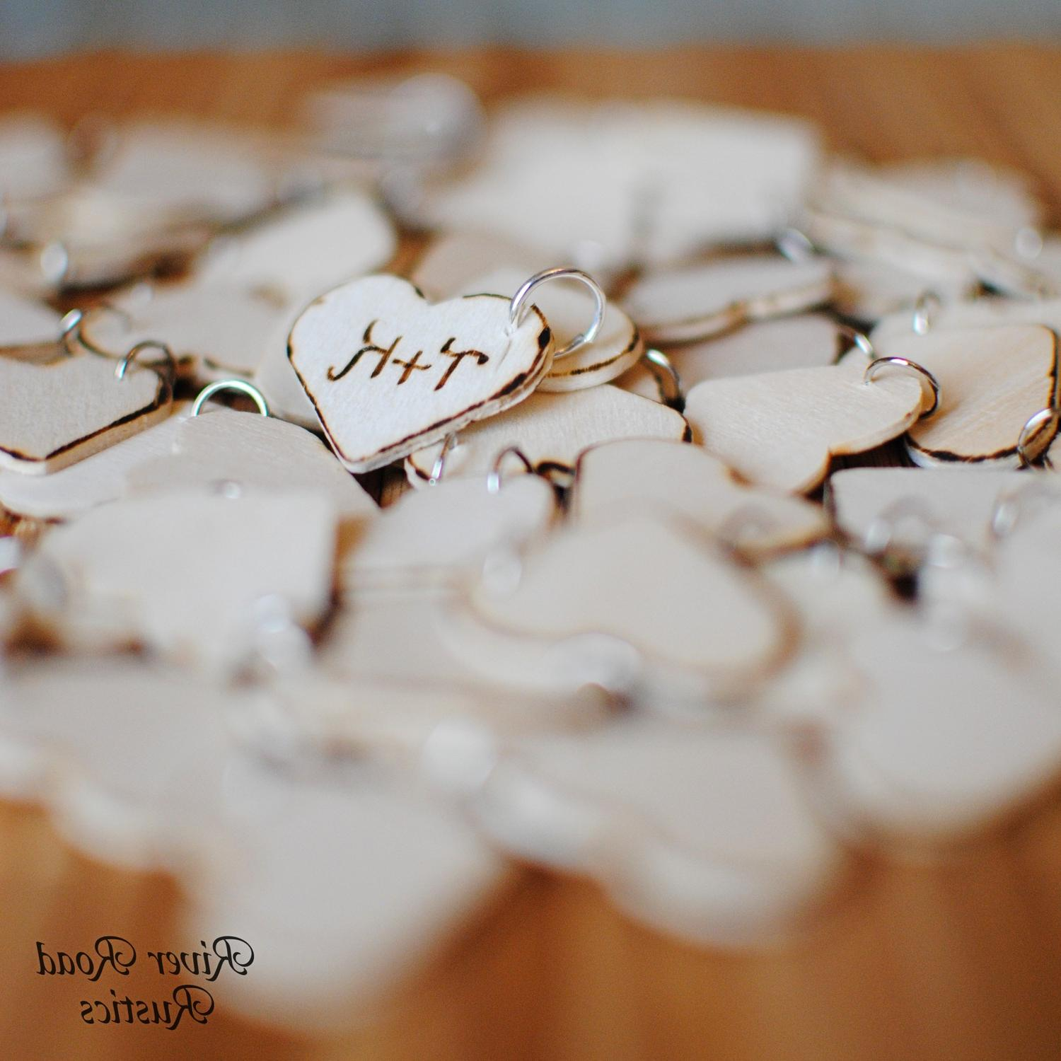 Rustic Wedding Favor