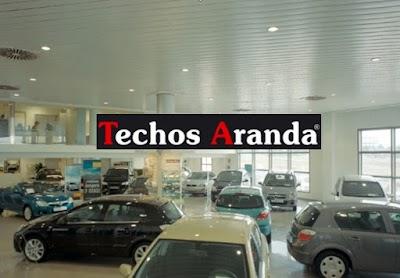 Techos en Algeciras