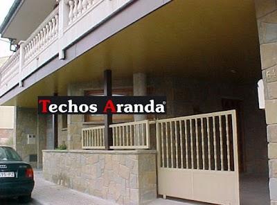 Techos en Miranda de Ebro