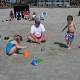 On the Beach - Myrtle Beach - 040510 - 02
