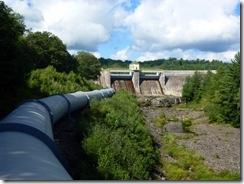 Flume Line...Dam...Creekbed