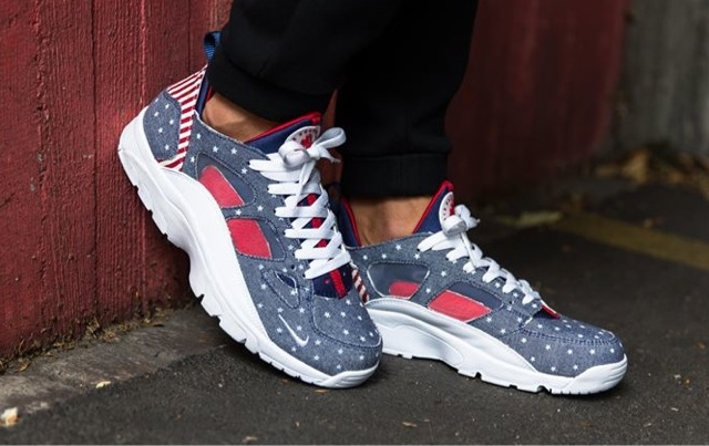 nike air huarache independence day